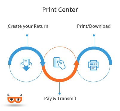 Print Center Print Copies Of Your 1099 Forms Online For Free